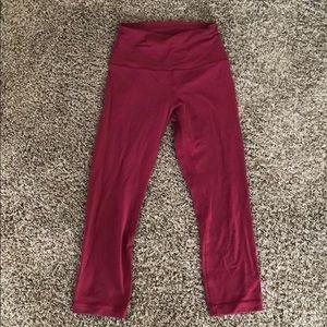 Lululemon crop align leggings